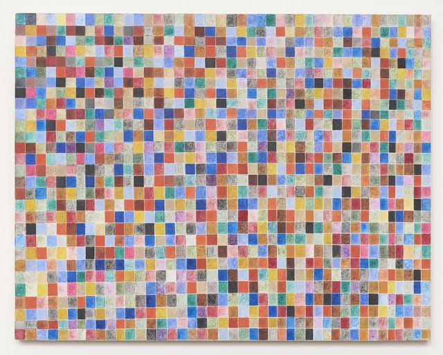 , 'Quasigrid #19,' 2011, Jane Lombard Gallery