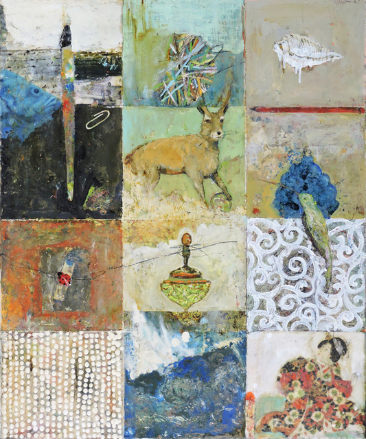 , 'If I Go,' 2016, Sue Greenwood Fine Art