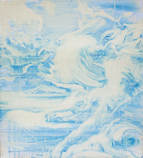 , 'Ocean,' 2017, Dominik Mersch Gallery