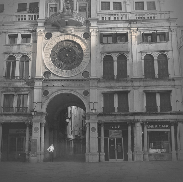 , 'The Clock Tower, Venice,' 2014, Damiani