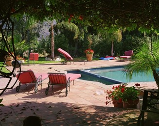 Pool, Calabasas from the series, The Valley