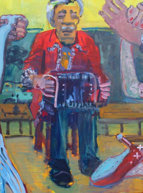 , 'The Tango Lesson,' 2018, Galería Arteconsult