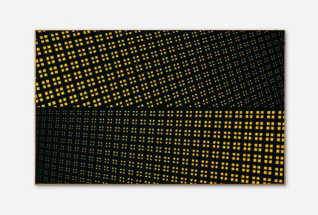 , ' Dallo spazio totale: contrasti opposti,' 1954, 1959, 1961, A arte Invernizzi