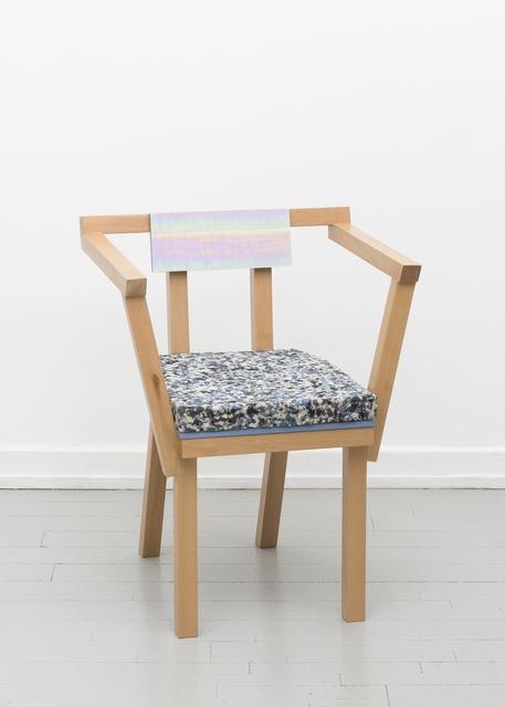 ", '""Takapplie"" Chair,' 2017, Etage Projects"