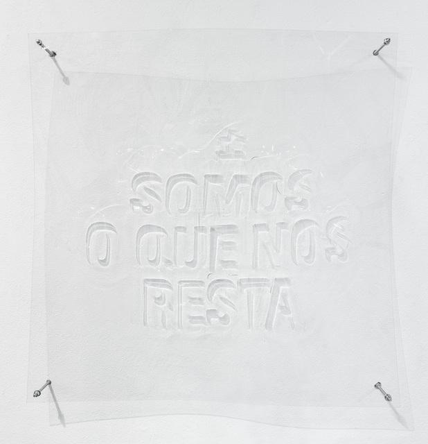 , 'Resto,' 2015, Underdogs Gallery