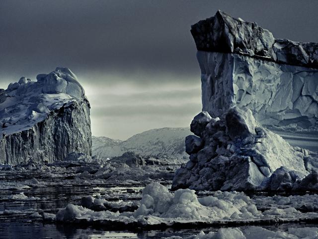 , 'Ice Gate,' 2015, Hans Alf Gallery