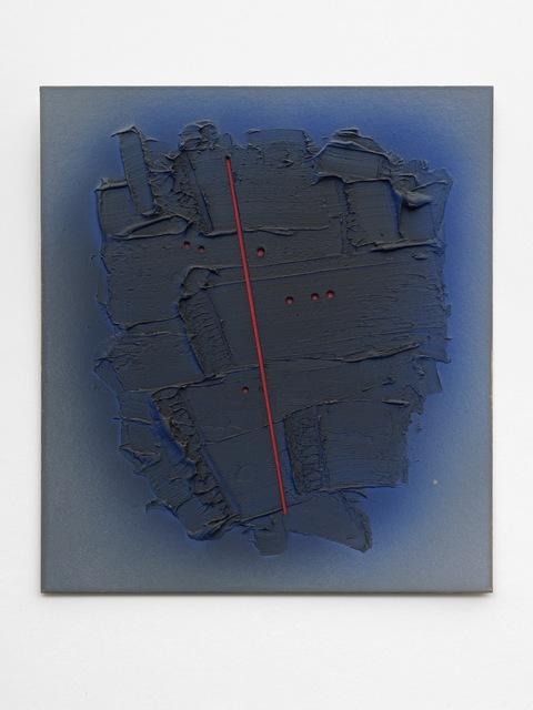 , 'WORK96-jan 1,' 1996, Anne Mosseri-Marlio Galerie