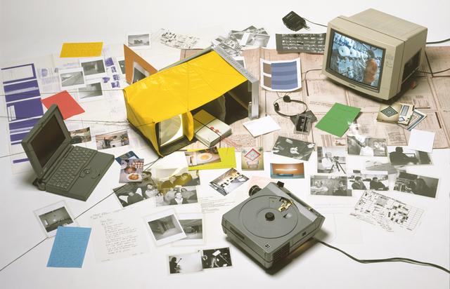 Rirkrit Tiravanija, 'Catalogue (Back of Postcard Reads) Memories', 1997, Walker Art Center