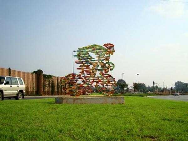 David Gerstein, 'Island of Movement', 2008, Galerie Duret