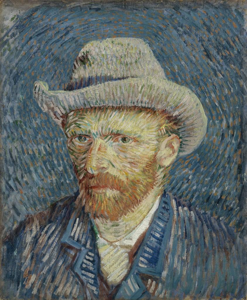 Image result for van gogh self portrait