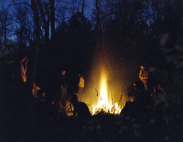 , 'Bonfire,' 1999, Mitchell-Innes & Nash
