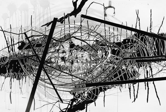 , 'Cosmic Rifts #7,' 2009, Galleri Bo Bjerggaard