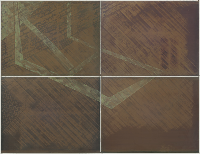 , 'Untitled (four panels),' 1990-1999, Resource Art