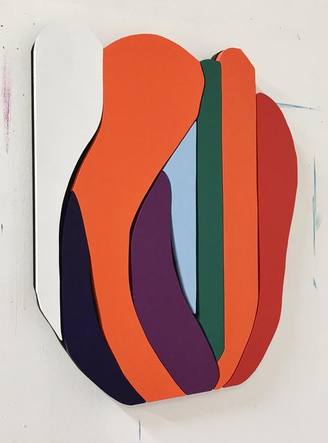 , 'no title,' 2019, Galerie la Ferronnerie/Brigitte Négrier