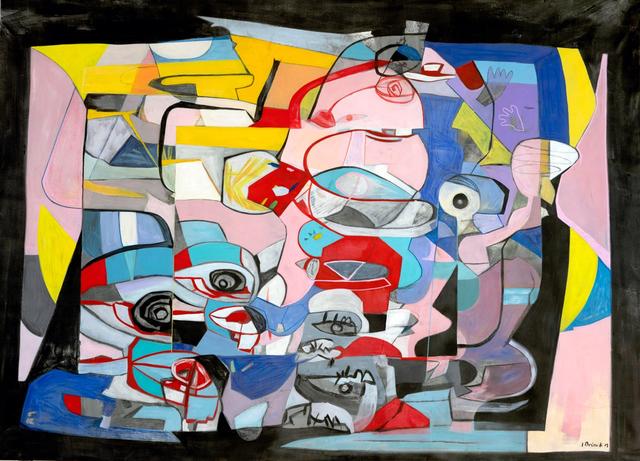 , ' Motorala ,' 2019, Fine Art Maya