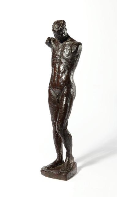 , 'Standing man,' ca. 1953, PKM Gallery