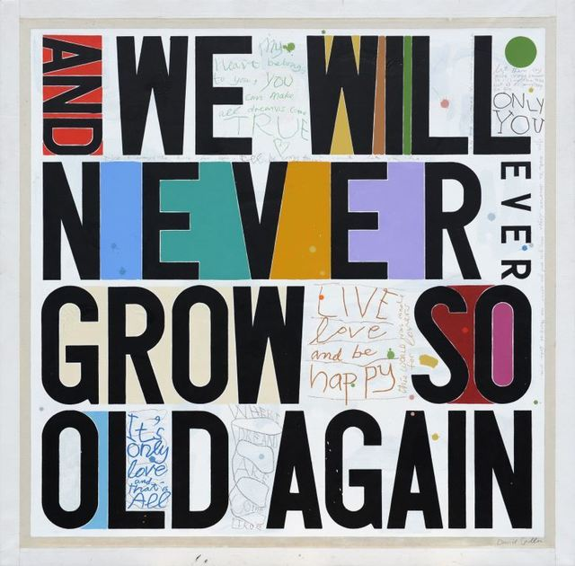 , 'Never Grow So Old Again,' 2007, Long-Sharp Gallery
