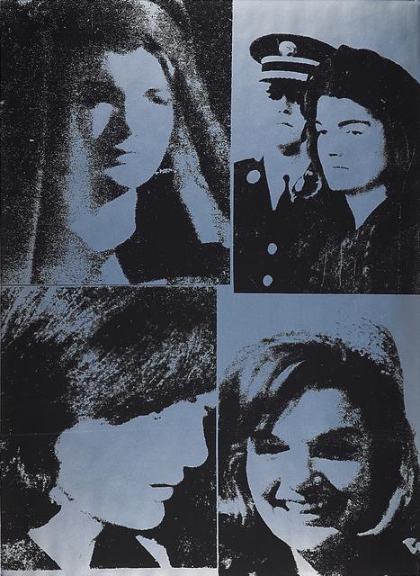 Andy Warhol, 'Jacqueline Kennedy III (Jackie III)', 1966, Rago/Wright