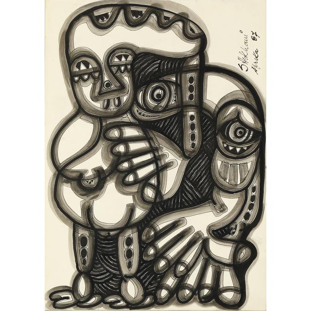 Ernesto Shikhani, 'Afrika', 1987, PIASA