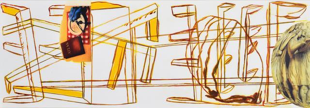 Toon Verhoef, 'Atlas', 1997, Millon Belgium