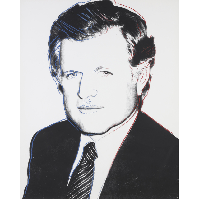 Andy Warhol, 'Edward Kennedy', 1980, Freeman's