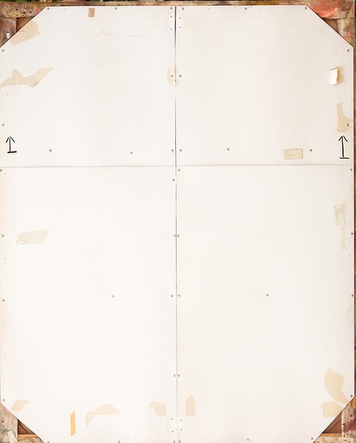 Bill Jensen, 'Vonidra #9', 1973, Painting, Oil on canvas (framed), Rago/Wright