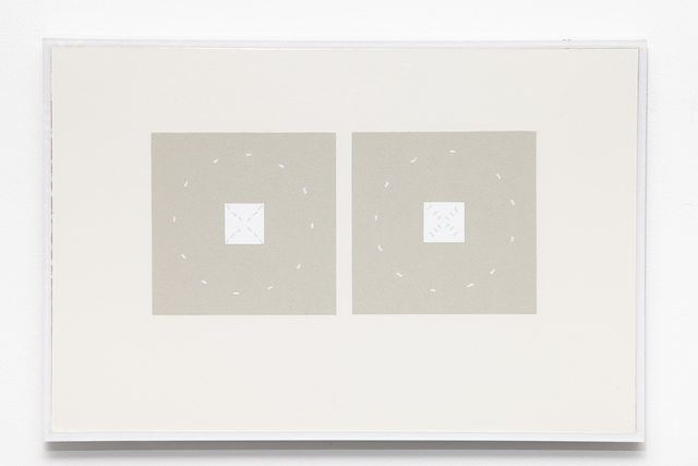 , 'Cause and consequence no. 3,' 1974, i8 Gallery