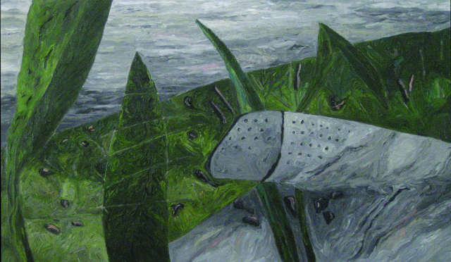 James Kuiper, 'L. Intrusion', 2013, Atrium Gallery