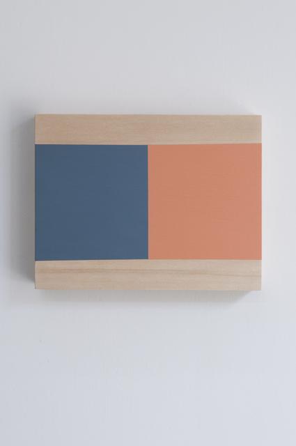 , 'Color Formation X21 + X22,' 2017, dr. julius | ap
