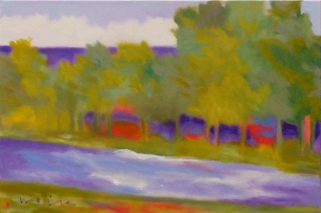 , 'Looking West,' , Diehl Gallery