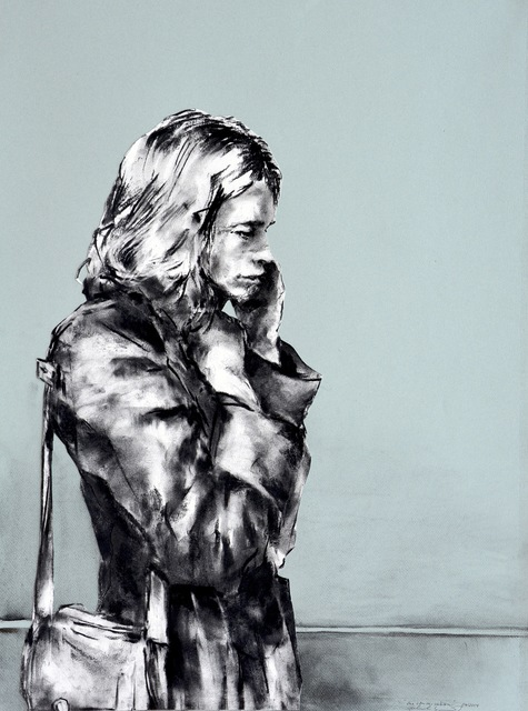 , 'Conversation,' 2014, GALERIA JORDI BARNADAS