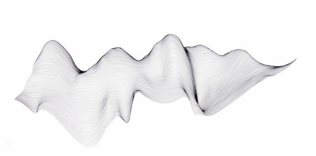 , 'Linescape 8,' 2016, Artemisa Gallery