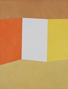 , 'Untitled,' , Quadrado Azul