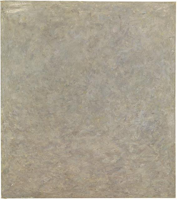 Milton Resnick, 'Winter X', 1975, Painting, Oil on canvas, The Milton Resnick and Pat Passlof Foundation