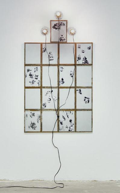 , 'Scratch,' 2014, Kewenig Galerie