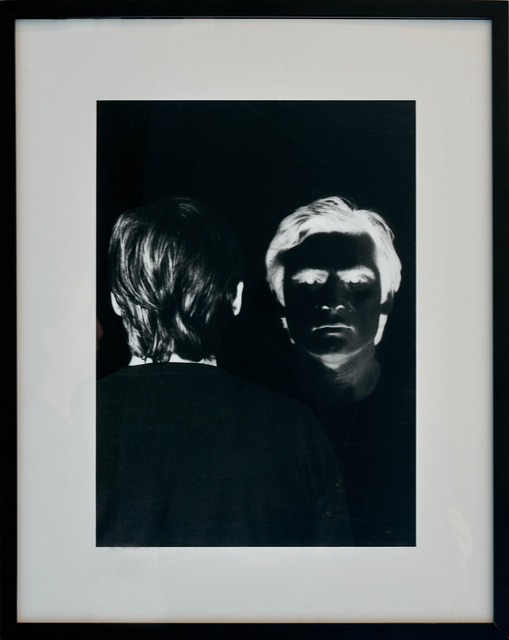 Aldo Tagliaferro, 'L'io-ritratto (8)', 1978, OSART GALLERY