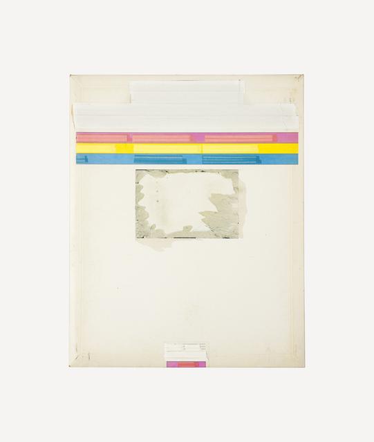 , 'Standard Size #8155,' 2014, Elizabeth Houston Gallery