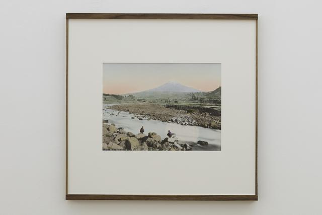 , 'Fuji from Omiya,' 2018, Vistamare/Vistamarestudio