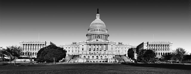 Andrew Prokos, 'United Stares Capitol Panorama', 2019, Andrew Prokos Gallery