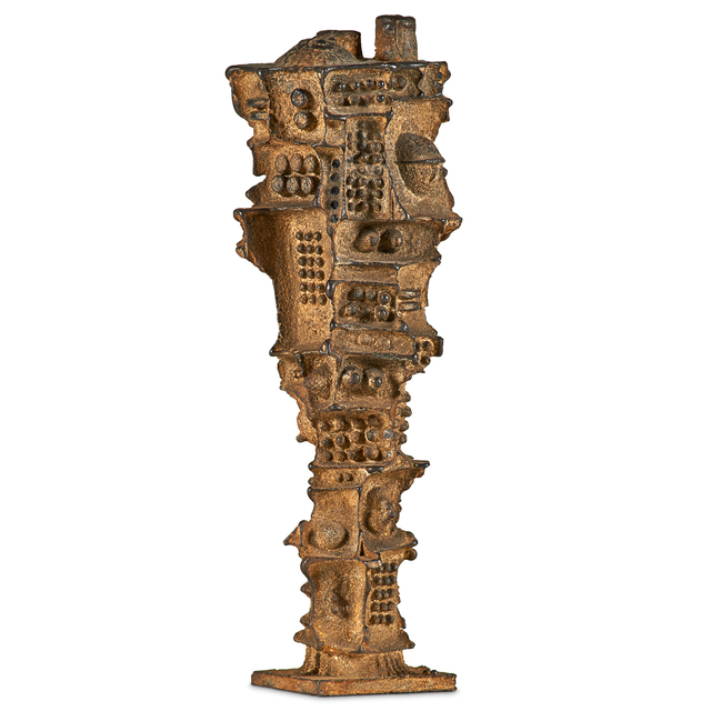Julius Schmidt, 'Totem', 1960, Other, Cast Iron, Rago/Wright