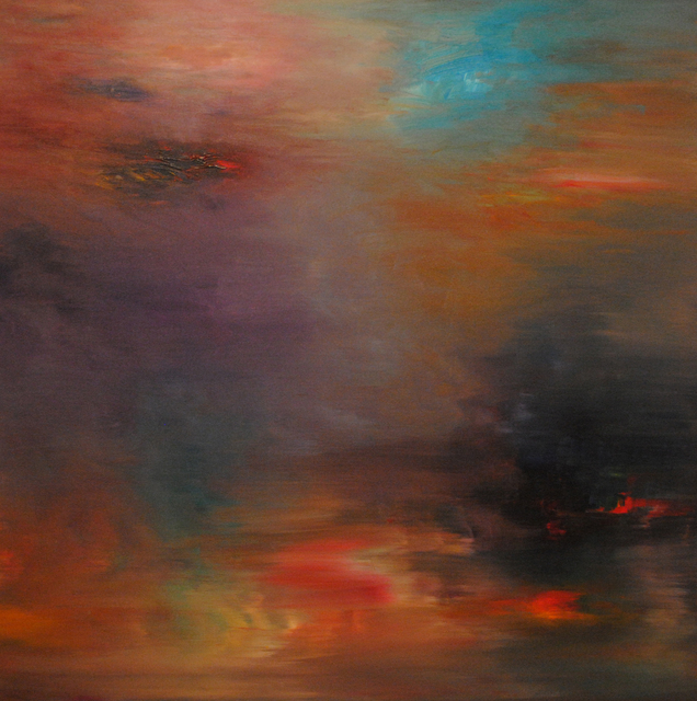 MD Tokon, 'Inner Peace 1', 2015, Painting, Acrylic on Canvas, Isabella Garrucho Fine Art