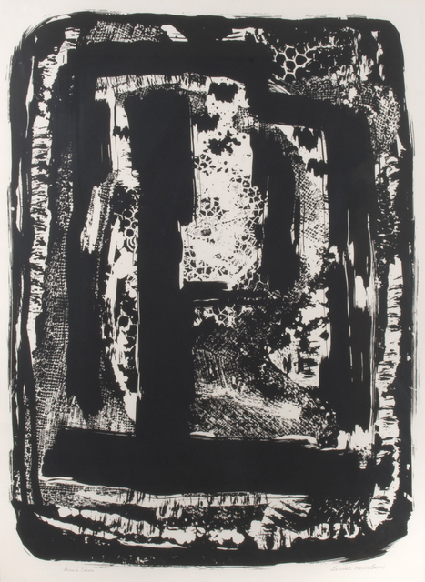, 'Untitled,' 1963, Thomas French Fine Art
