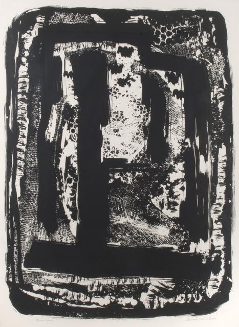 , 'Untitled,' 1963, Thomas French Fine Art