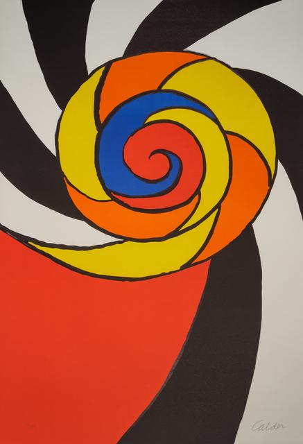 Alexander Calder, 'Le Turban', 1969, Hindman