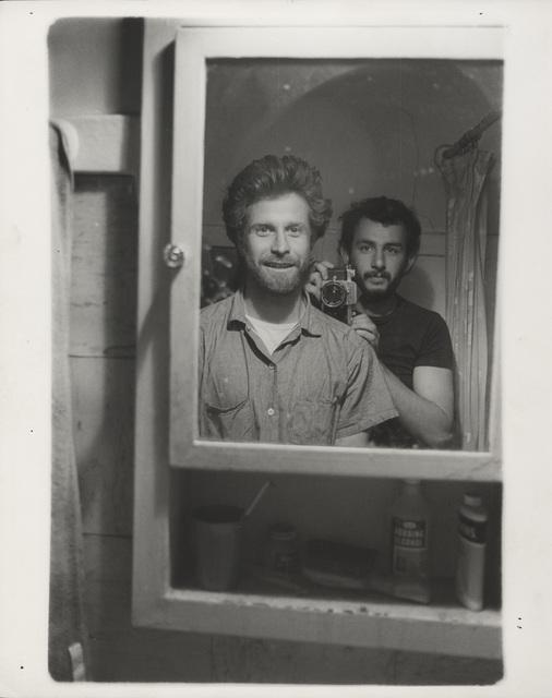 , 'Mark di Suvero and Danny Lyon, Hyde Park, Chicago,' 1965, de Young Museum