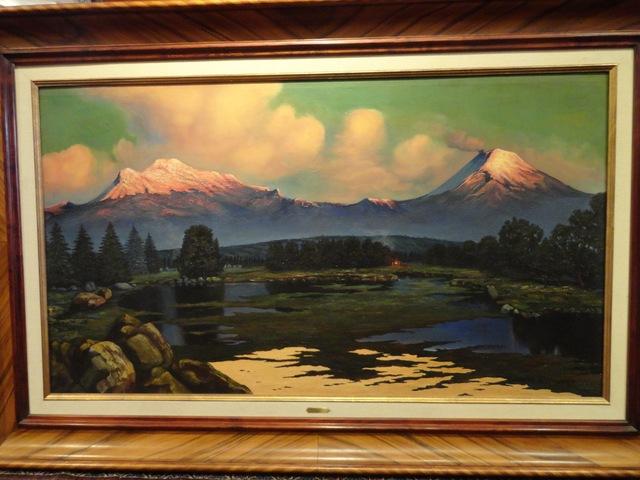 """, '""""Volcanes desde Mexico"""",' , GALERÍAS A. CRISTOBAL"""