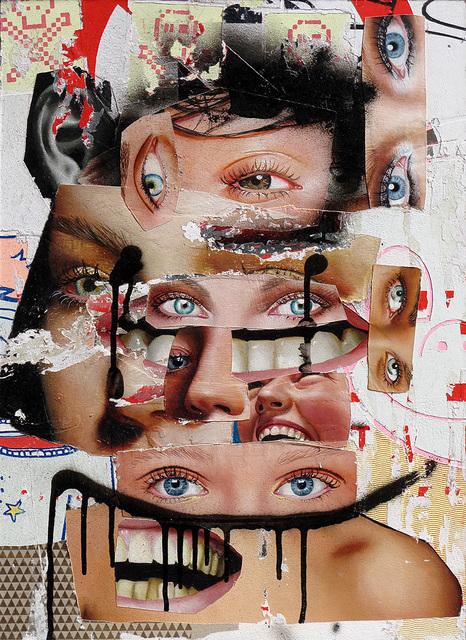 , 'TSOK,' 2014, StolenSpace Gallery