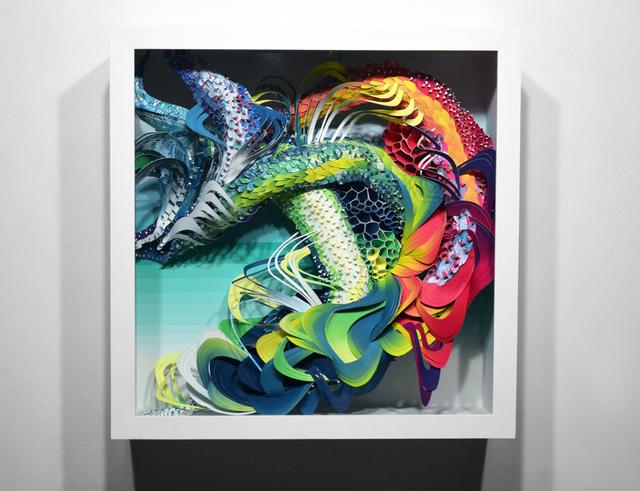, 'Spectrum: Bio Interloper VIII,' 2014, Hashimoto Contemporary