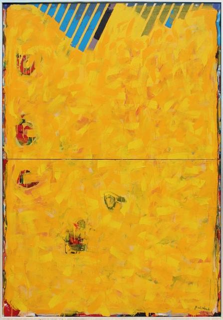 , 'Muenchner Morgan Sieben,' 1993, HOHMANN