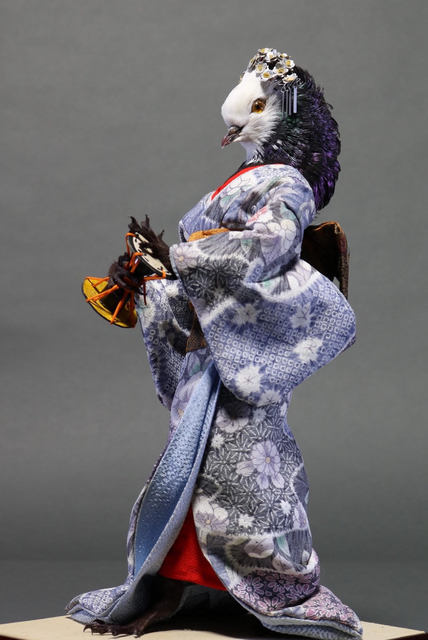 , 'Geisha ,' 2017, Bernice Steinbaum Gallery